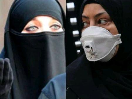 In France A Muslim Woman Will Be Charged €165 For Wearing Islamic Clothes and Face Covering.