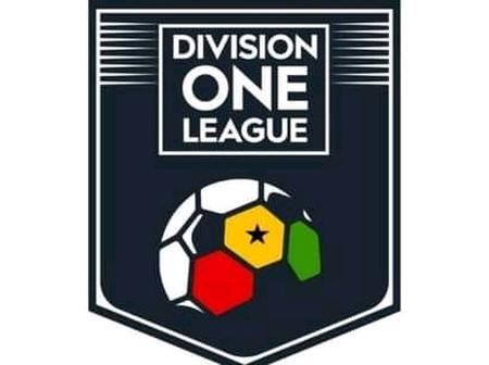 Check out the standings in all three zones of the DOL after the Matchday 14 results