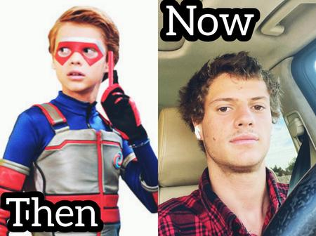 Henry Danger: See Photos Of How Henry, Charlotte, Ray And Other Casts Looked Then And Now