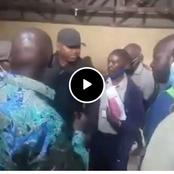 Video: UDA Party Associate Echesa Slaps Election Official As Anxiety Fills Over Matungu
