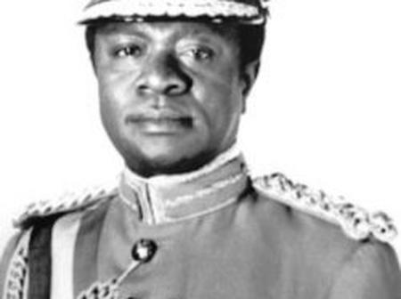 Sad. General Acheampong's last words to his daughter before he was killed