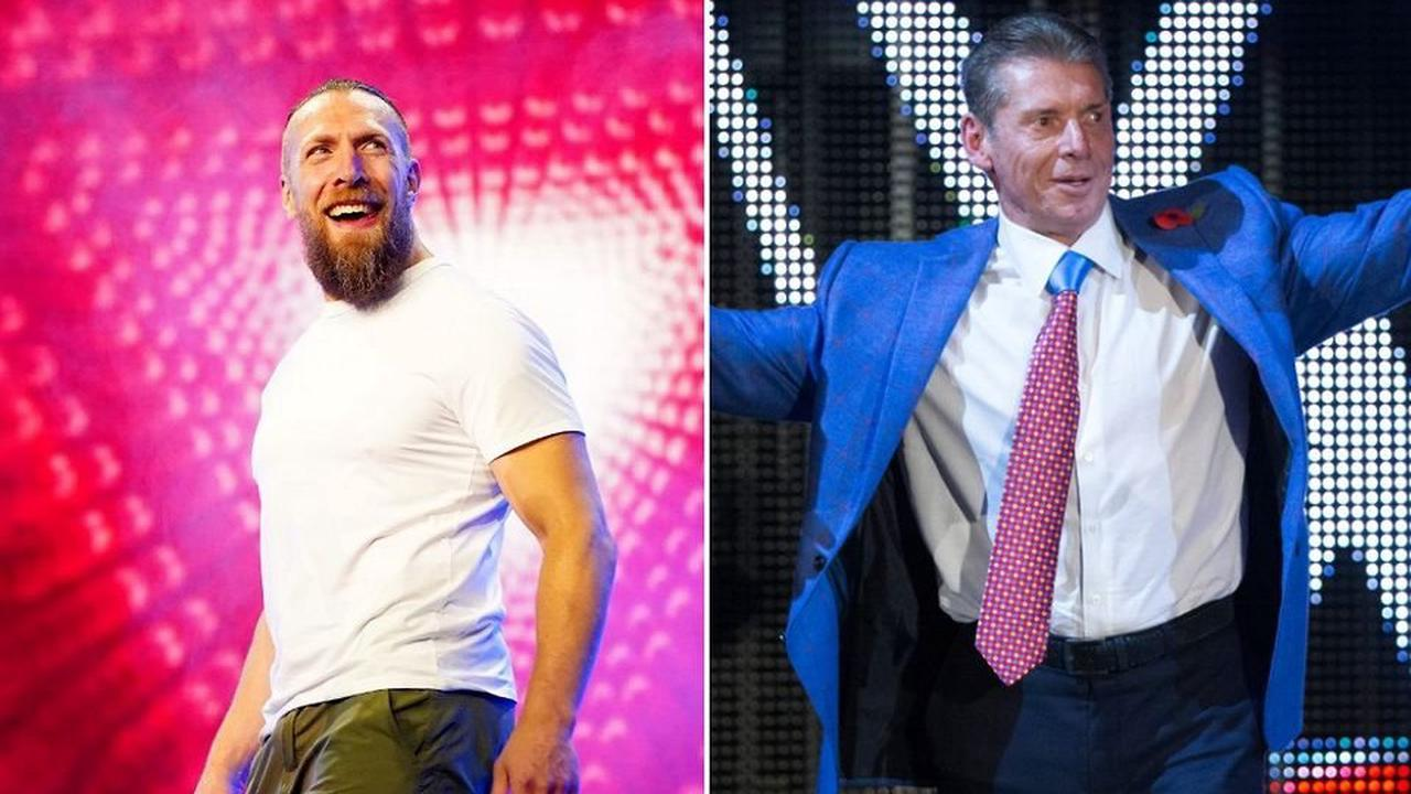 Bryan Danielson posts touching thank you note to WWE & Vince McMahon ahead of AEW debut