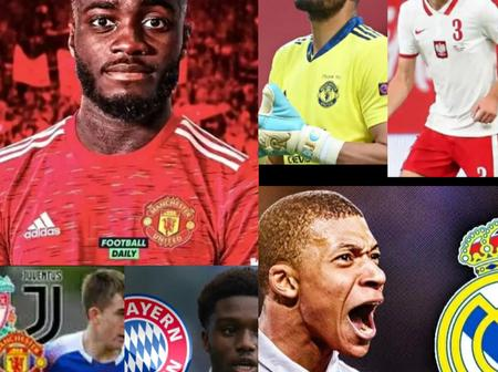 Latest Transfer News As At 6am.