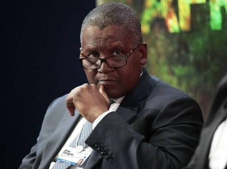 Can You Believe That Aliko Dangote Follows Just 13 People On Twitter?Check Who They Are