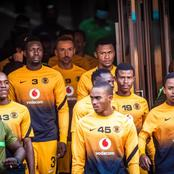 Kaizer Chiefs Confirm 18 Man Squad For Their Champions League Encounter