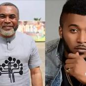 Check Out Beautiful Pictures of Zack Orji And His Family