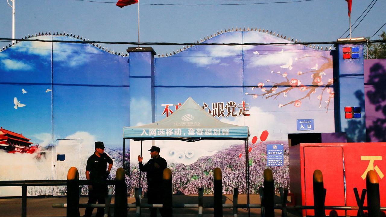 U.S., UK, Germany take on China at U.N. over Xinjiang