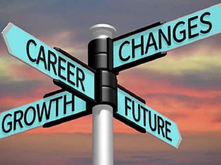 Do you feel stuck or itching for a career change?