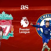 Probable Chelsea Deadly Lineup to Beat Liverpool, as In Form Striker Starts