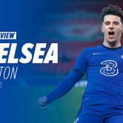 Predicted Chelsea Line-up (3-4-2-1) vs Everton, Kovacic and Pulisic Start