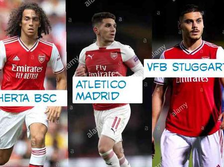 14 Arsenal Players Who Are Out On Loan This Season
