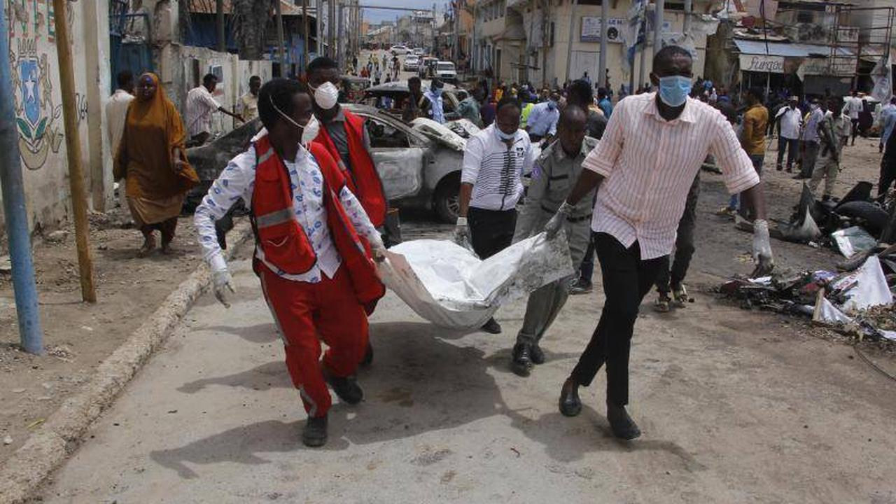Terrorismus: Somalia: 15 Tote bei Al-Shabaab-Anschlag in Mogadishu