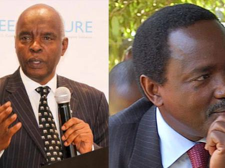 Kivutha Kibwana Cries Foul On Kalonzo Musyoka's Actions In Ukambani