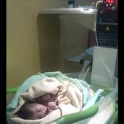 Day One Baby Thrown Into A Pit Latrine By Her Mother Rescued By Residents