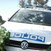 CAPETOWN: Two Police Officers Brutally Gunned Down And Their Firearms Stolen From Them.
