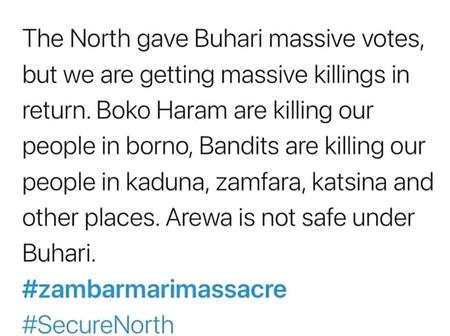 We are bleeding, we are no longer safe - Northern youths calls for protection of their lives.