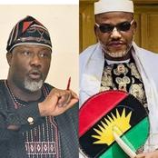 Today's Headline: Kanu Is Leading A Terrorist Group Like Boko Haram, Dino Rejected By PDP Cheiftains