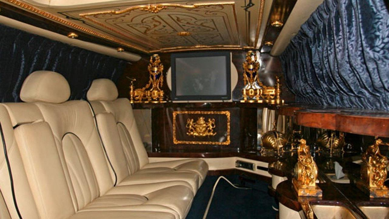 This was Michael Jackson's incredible collection of luxury cars