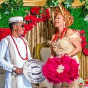 See Beautiful Photos Of A Man Who Married His Primary Schoolmate