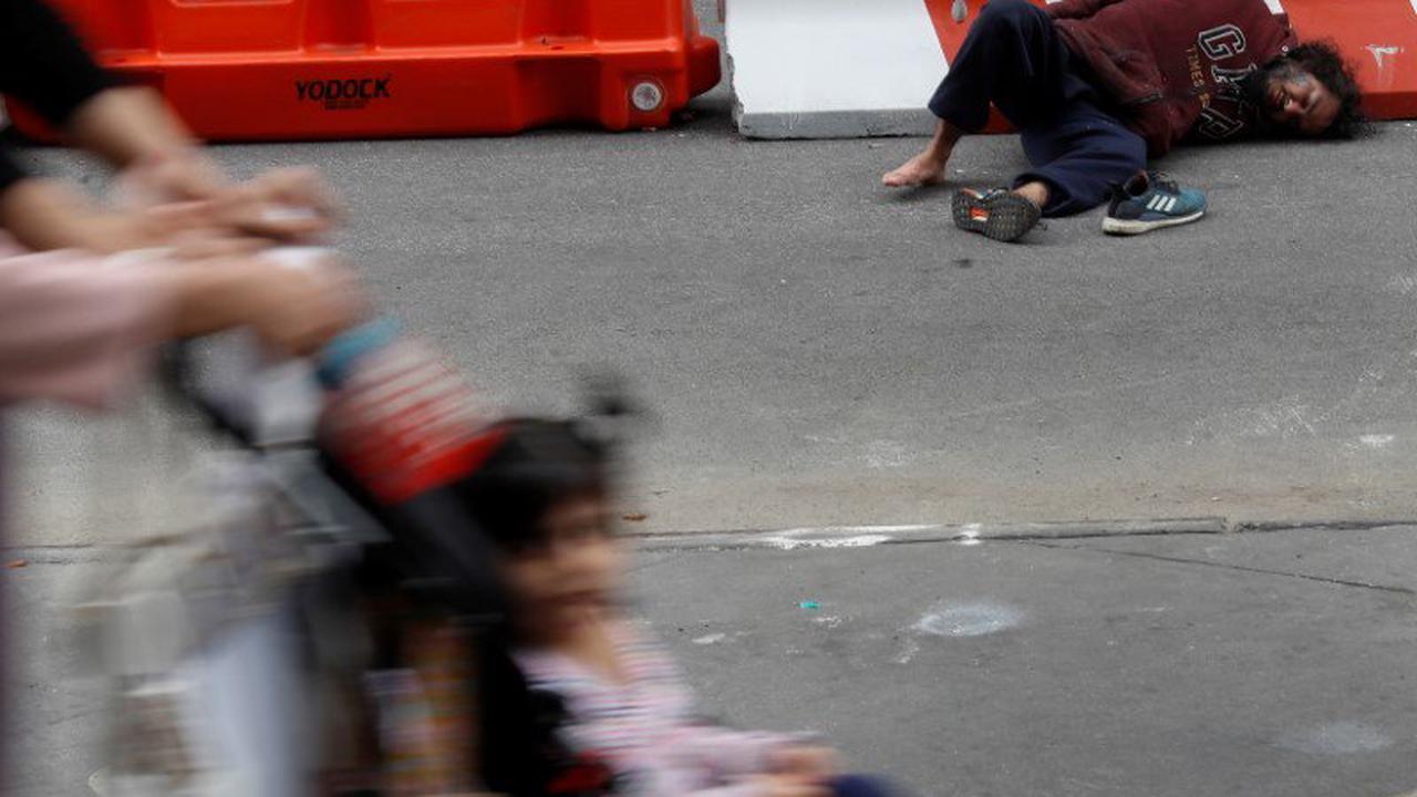 New York's Homelessness Epidemic