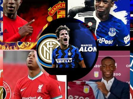 Liverpool Star Set For Medicals, Juventus Agreed To Sign EPL Player As Man UTD Set To Sign Wonderkid