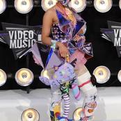 Nicki Minaj's top 7 outfits for music awards