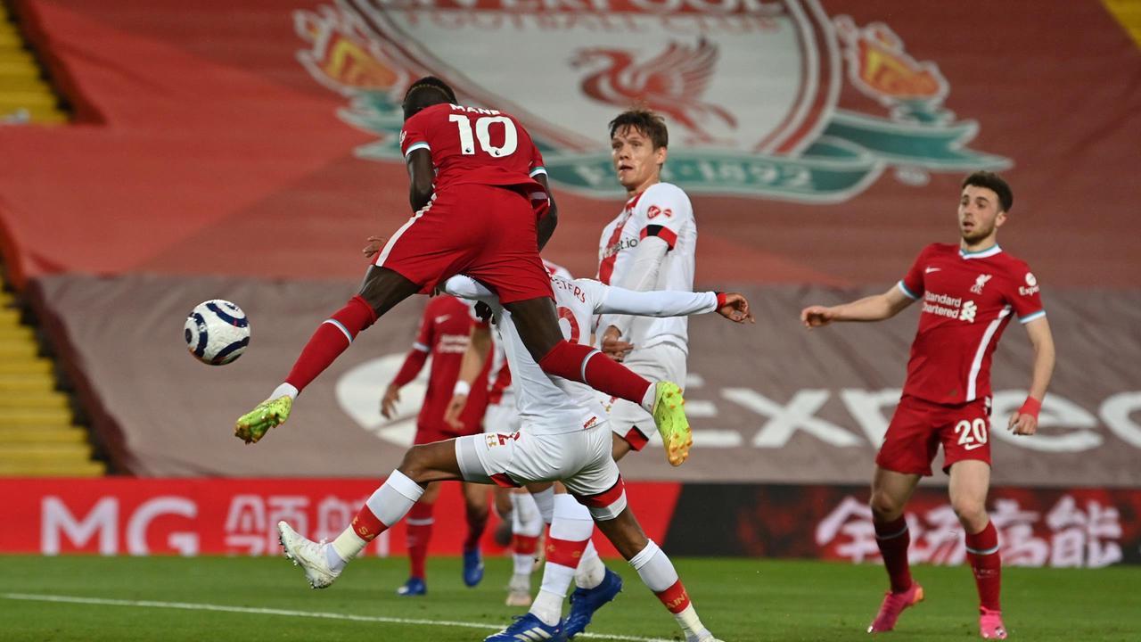 Liverpool: en colère, Mané met un énorme vent à Klopp