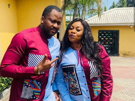 Meet The Wife Of Desmond Elliott Who Is A Nollywood Movie Distributor
