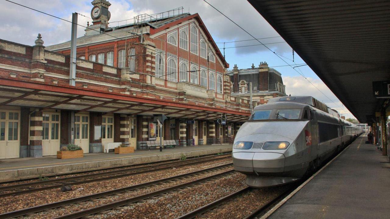 Tourcoing: Quand la gare passe à grande vitesse