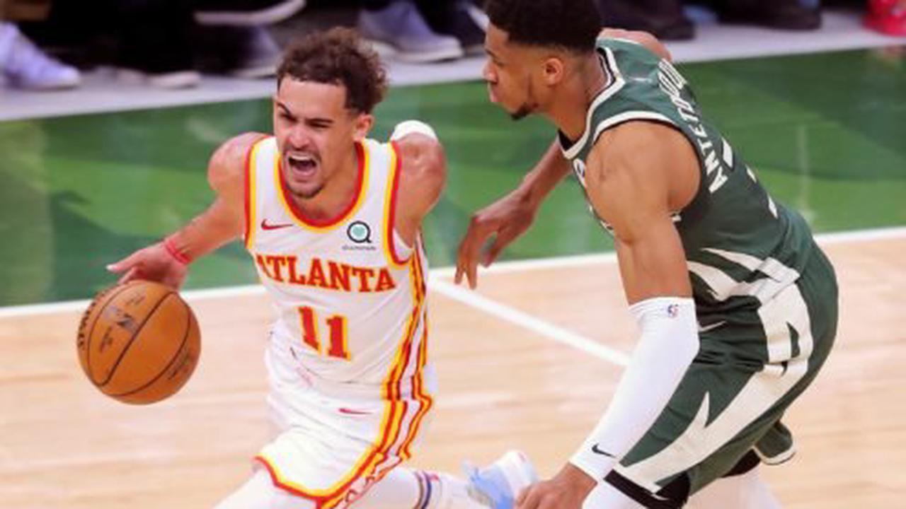 Trae Young scores 48 points as Atlanta Hawks edge past Milwaukee Bucks