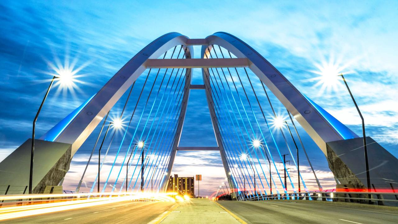 Bridge project brings weekend closure on I-694 in Brooklyn Center