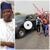 Opinion: Sunday Igboho Should Be Arrested For Threatening To Kill Yoruba Politicians (Video).