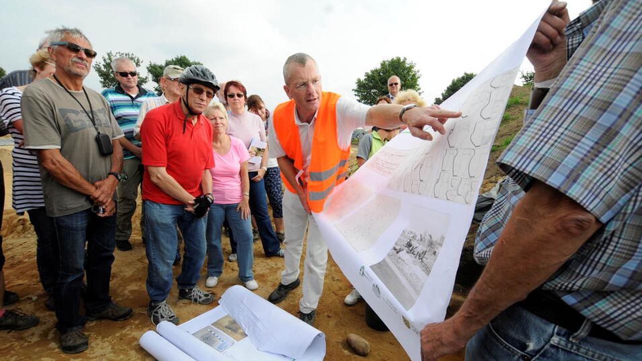 Archäologie-Radtour von Riesa nach Strehla