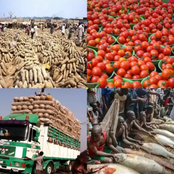 Check Out The Effects Of Food Blockade In Nigeria
