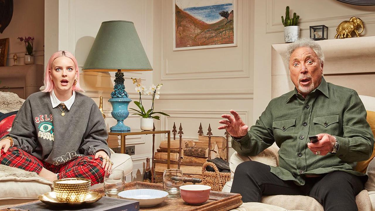 Tom Jones makes surprising confession on Celebrity Gogglebox