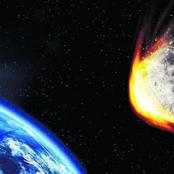 Un astéroïde va frôler la terre ce jeudi vers 13 heures