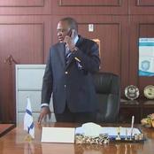 Details of Dennis Itumbi's Late Night Message to President Uhuru Kenyatta