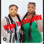Fans React as Dorathy posts picture of herself and sister to celebrate Women's Day