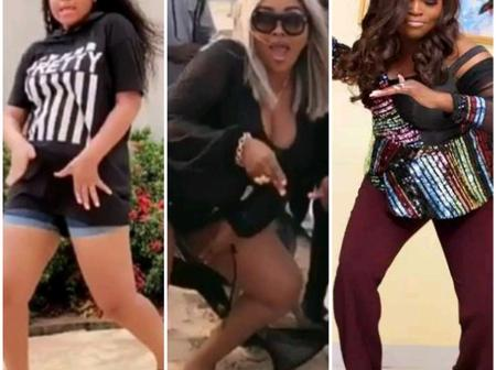 Meet 7 Beautiful Nollywood Actresses That Are Good Dancers