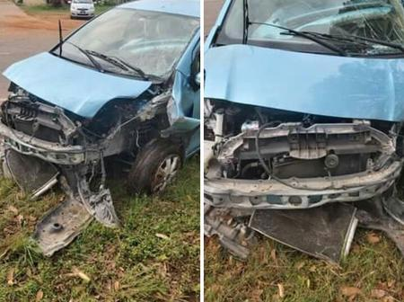 Man narrowly escapes death on Valentine's Day