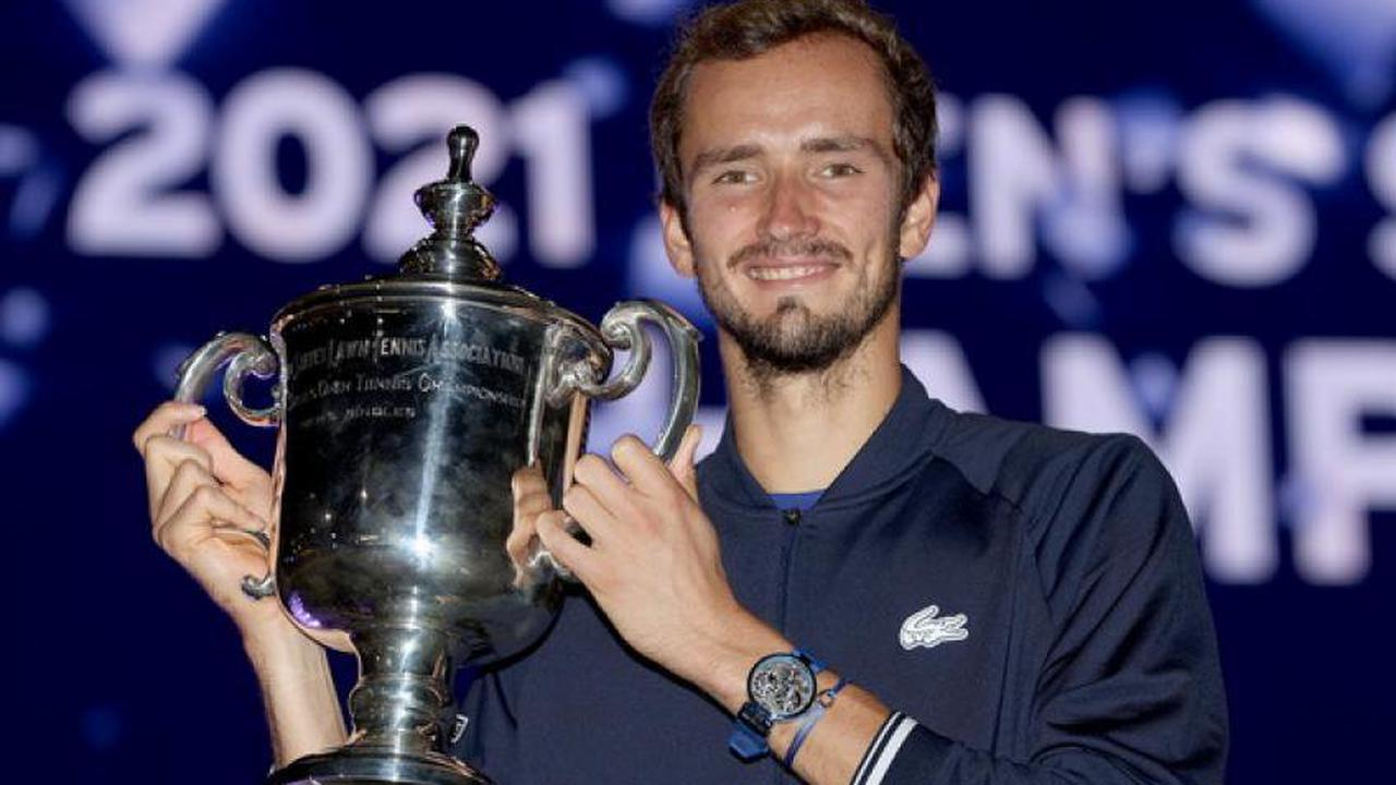 """Daniil Medvedev: """"Ich bin Major-Champion, nachdem ich ..."""""""