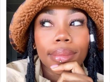Bontle Modiselle pierced her nose for the third time, leaving fans completely speechless.