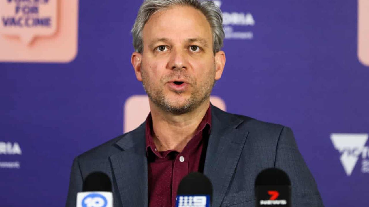 Victoria Covid update: Moderna vaccine to be rolled out as Brett Sutton sounds AFL grand final warning