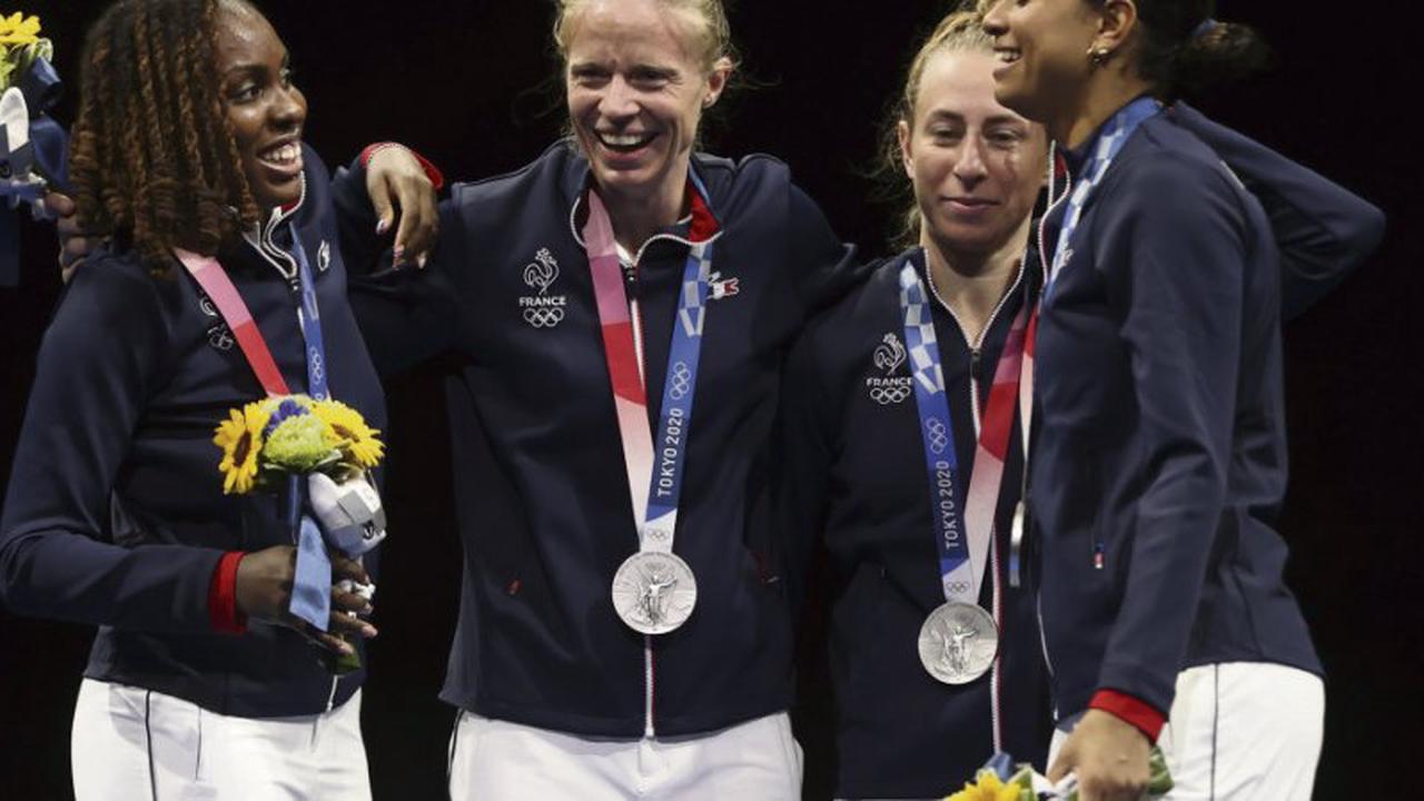 Olympisme. «Une médaille, c'est important, mais ce n'est pas tout!»