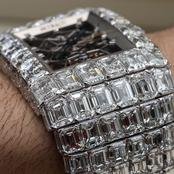 Money Is Good - Check Out $18 Million Dollars Billionaire Wrist Watch Owned By Floyd Mayweather