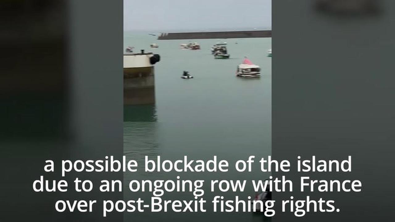 'Insult to injury!' Jersey stand-off sparks fresh fury among skippers 'sold out' by Boris