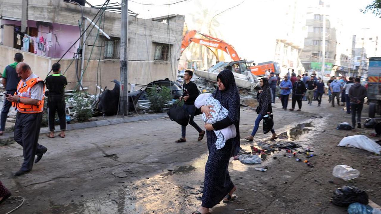 Proche-Orient : les frappes d'Israël sur Gaza se poursuivent, le Conseil de sécurité de l'ONU se réunit