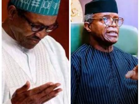 Today's Headlines: Ex-army chief Ihejirika joins APC, Buhari Prays Against Another Civil War In Nigeria