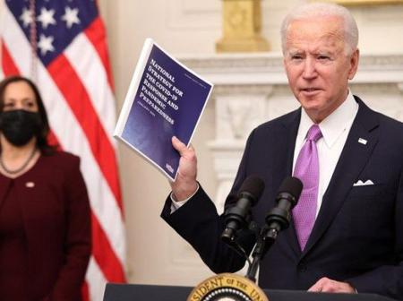 President Biden Dodges Criticism, Says It Will Take A Long Time To Beat Corona Virus