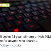 New Laws on Cyber Crime and Indecent Posts